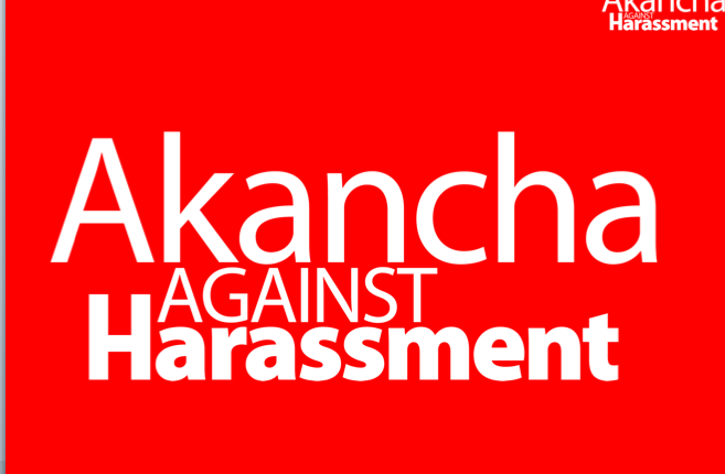 Akancha Against Harassment (India)- Supported by PayTM