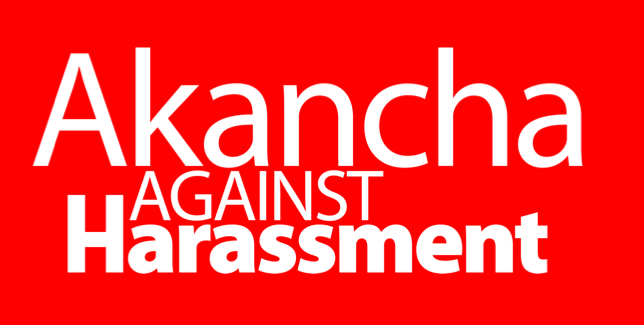 Key Take Aways From- Akancha Against Harassment! #AAH